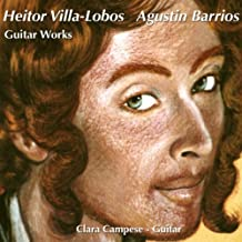 H. Villa-Lobos - Prelude N. 3
