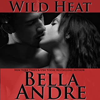 Wild Heat audiobook cover art