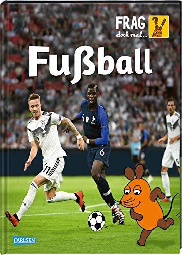 Cover des Mediums: Frag doch mal die Maus - Fußball