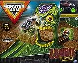 Monster Jam- Monster Jam-6053298-Original Spielset mit exklusivem Truck, Maßstab Madness-Camión Monstruo Zombi (Escala 1:64), Multicolor (Spin Master 20103383-6053298) , color/modelo surtido
