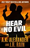 Hear No Evil: A Paranormal Spy Thriller (The PSI Series Book 1)