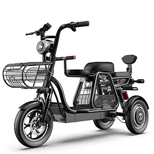 KT MaLL 3 Rueda Bicicleta eléctrica montaña Adulto Vespa 4