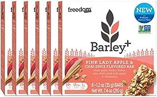 pink barley