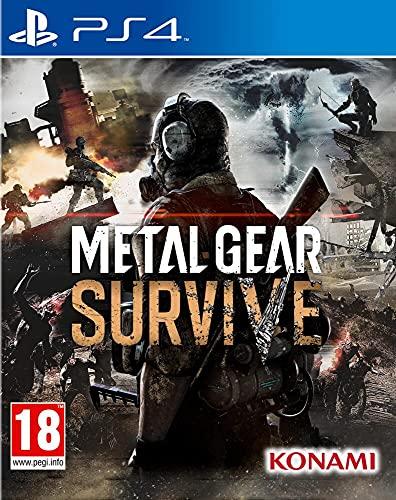 Metal Gear Survive - PlayStation 4 [Importación francesa]
