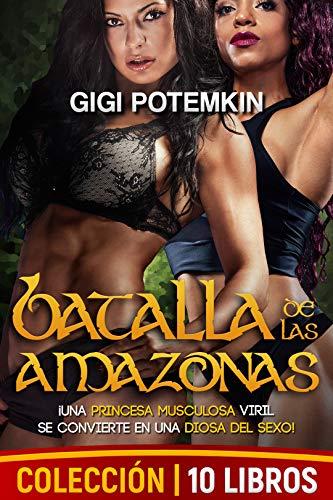 Batalla de las amazonas de Gigi Potemkin