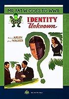 Mr Fat-W Goes to Wwii: Identity Unknown / [DVD]
