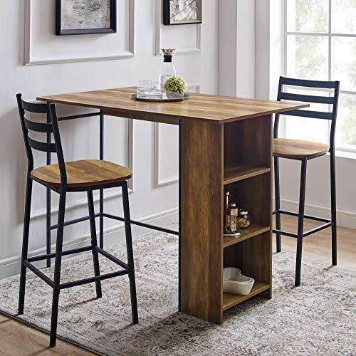 28 Kitchen Table With Storage Ideas To Maximize Your Kitchen Storage Spac