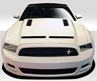 Brightt Duraflex ED-ELC-169 GT500 Hood - I Piece Body Kit - Compatible With Mustang 2013-2014