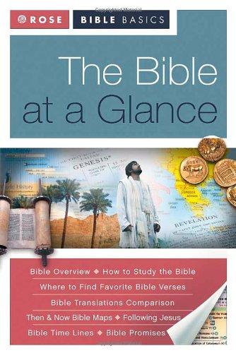 Bible at a Glance (Rose Bible Basics)