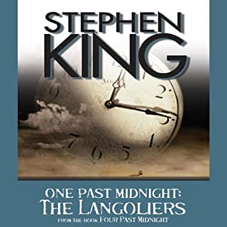 The Langoliers audiobook cover art