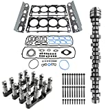 MDS Lifters Camshaft Kit Compatible with Chrysler 300 2009-2019 Dodge Charger Challenger 2011 Ram...