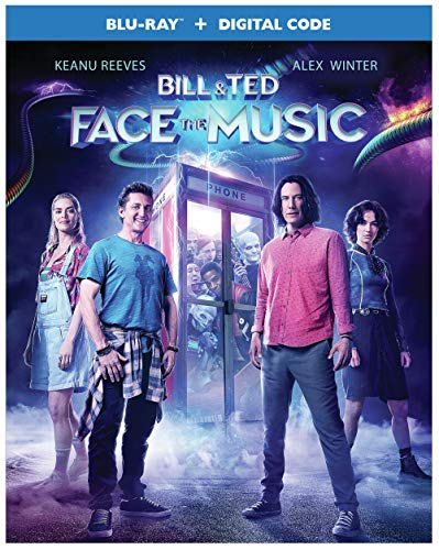 Bill & Ted Face the Music (Blu-ray + Digital) (BD)