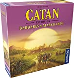 Asmodee Catan-Extension Barbares & marchands, FICAT05, Multicolore