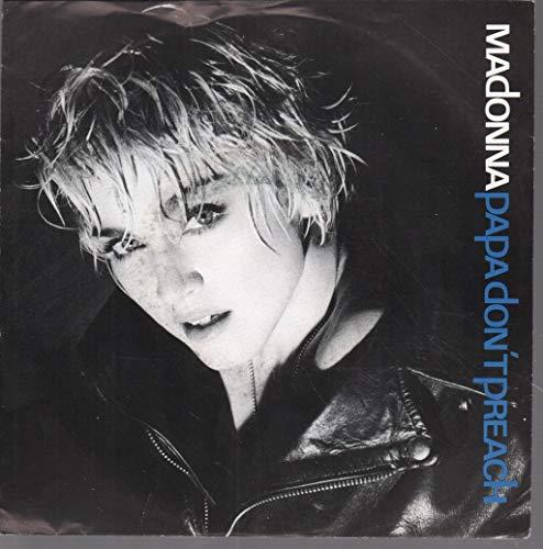 Madonna - Papa Don't Preach - Sire - 928 636-7