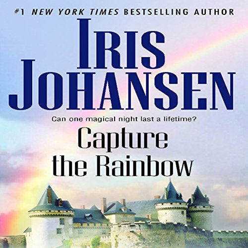 Capture the Rainbow audiobook cover art