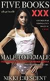 MALE TO FEMALE: A TRANSGENDER MEGA BUNDLE
