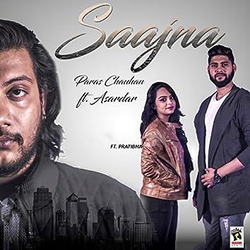 Saajna (feat. Asardar, Pratibha)