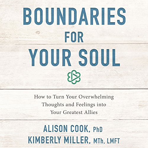 Boundaries for Your Soul audiobook cover art