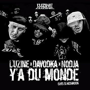 Y'a du monde (Cuts DJ Keshkoon)