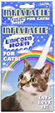 Accoutrements Cuerno de Unicornio Inflable para Gatos