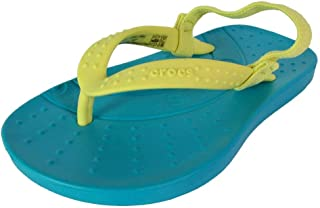 Crocs Kids Chawaii Flip Flop Shoes