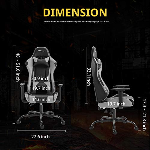 Gaming Chair (Red&Black)