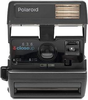 Polaroid Originals - 4715 – 600 One Step Close up omedelbar kamera – svart