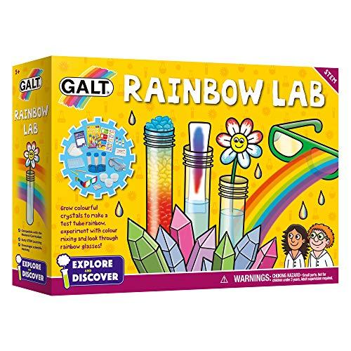 Galt Toys, Rainbow Lab, Science Kits for Kids