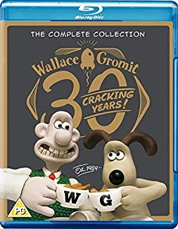 Wallace & Gromit - The Complete Collection: 30 Cracking Years