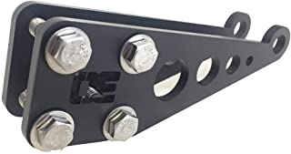 Bolt-On Step Off-Road Ladder Stainless Hardware