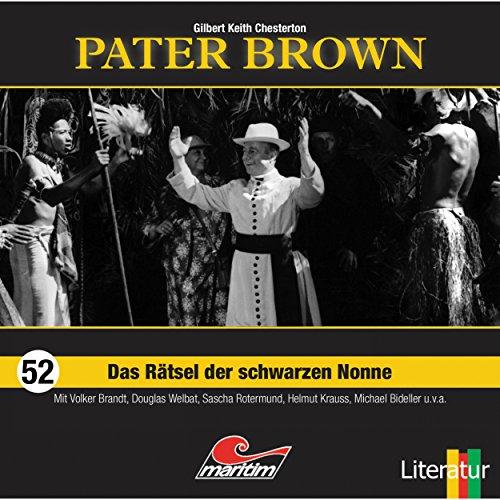 Das Rätsel der schwarzen Nonne (Pater Brown 52) Titelbild