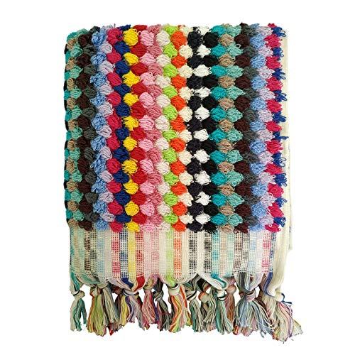 Kikoya Hand Loom Türkisches Handtuch Dick Flauschig 100% Baumwolle Handtuch Küche Handtuch Größe Medium 43,2x 96,5cm (45x 97cm) 17