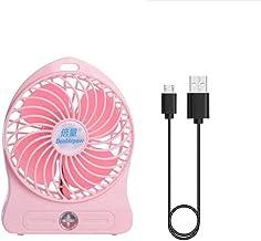 YAOHEHUA Zonder 18650 Batterij Draagbare Outdoor Fan Luchtkoeler Bureau USB Fan Mute Cooler voor PC Notebook Laptop USB Ch...