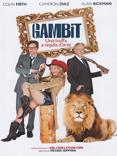 Gambit - Una truffa a regola d'arte [IT Import]