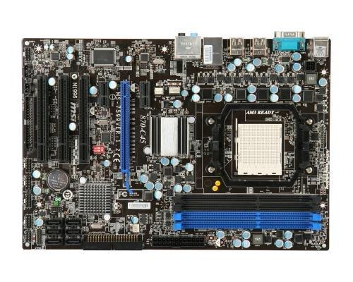 MSI 870-C45 Mainboard Sockel AMD AM3 770 4 x DDR3 Speicher ATX