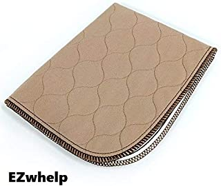 EZwhelp Machine Washable, Reusable Pee Pad/Quilted, Fast Absorbing Dog Whelping..