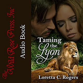 Taming the Lyon audiobook cover art