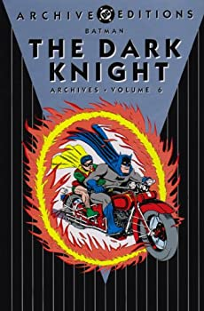 Batman: The Dark Knight Archives Vol. 6 - Book  of the DC Archive Editions