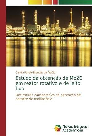 Estudo da obtenção de Mo2C em reator rotativo e de leito fixo: Um estudo comparativo
