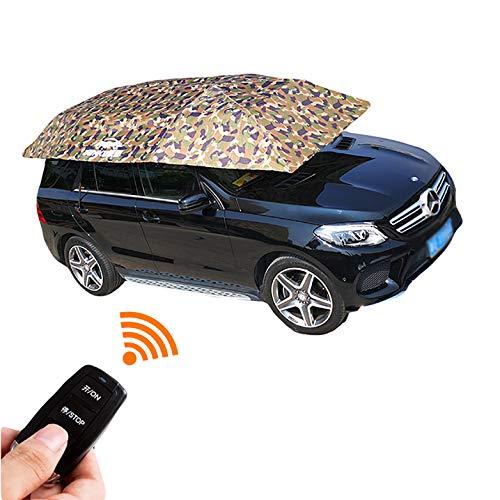 Lidauto UV-beschermingsset voor dak buiten, zonneklep, daktent, voor auto, buiten, automatische afdekking voor auto