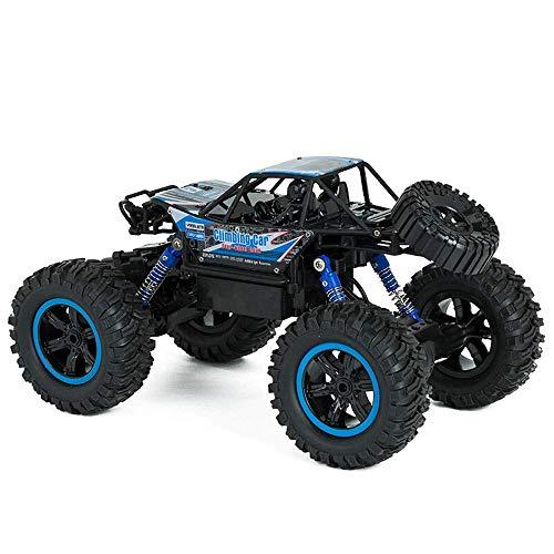 Fernbedienung Auto, Kinder Fernbedienung Car1: 14 Alle Terrain RC Cars, 2,4 GHz Super Crashworthy Fernbedienung Auto Wiederaufladbare Batterie, Highspeed Große Füße Buggy Monster Truck Crawler, unabhä