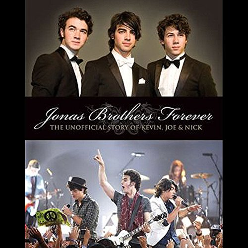 Jonas Brothers Forever audiobook cover art