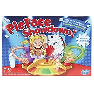 Hasbro Pie Face Showdown Game - C0193