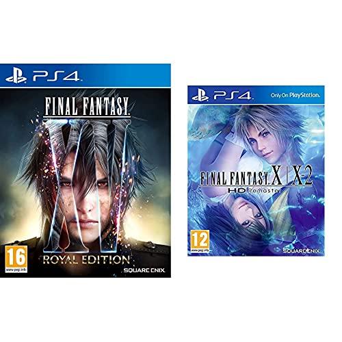 Square Enix Final Fantasy XV, Royal Edition PS4 + Final Fantasy X/X-2: HD Remaster