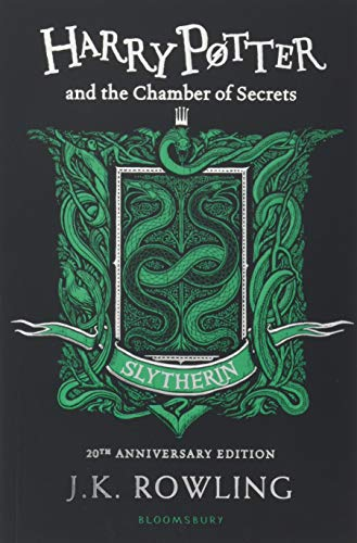 Harry Potter and the Chamber of Secrets - Slytherin Edition: 2