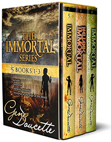 The Immortal Series Books 1 -3 by Gene Doucette