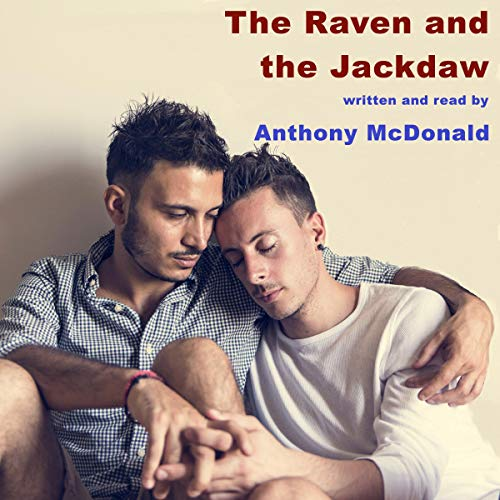 The Raven and the Jackdaw audiobook cover art