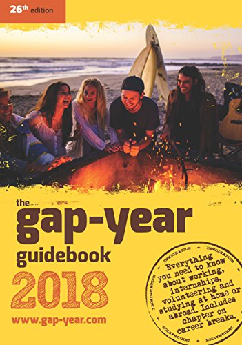 The The Gap-Year Guidebook 2018