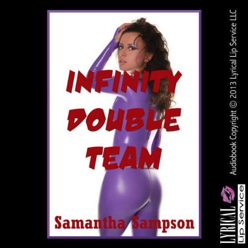 Infinity Double Team audiobook cover art