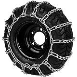 Catena per pneumatici da neve, dimensioni: 9,5 x 3 x e 10,25 3,25 x 3,50 e 10